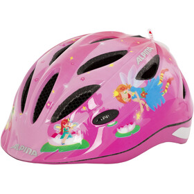 Alpina Gamma 2.0 Flash - Casque de vélo Enfant - rose/Multicolore
